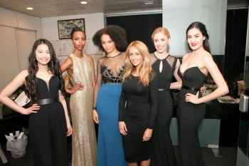 Suzanne Neville Launches A/W Collection at Aston Martin