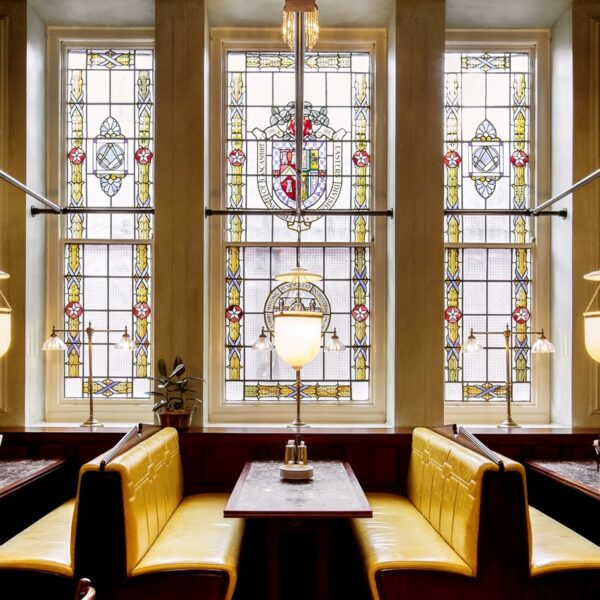 dishoom interior manchester