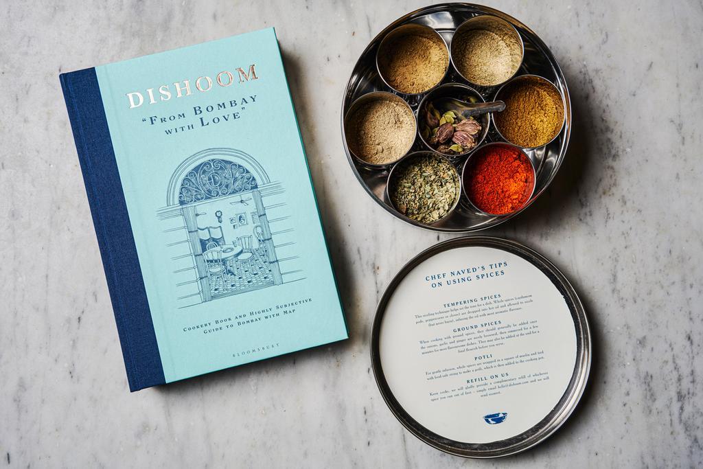 Dishoom Masala Dabba Cookbook