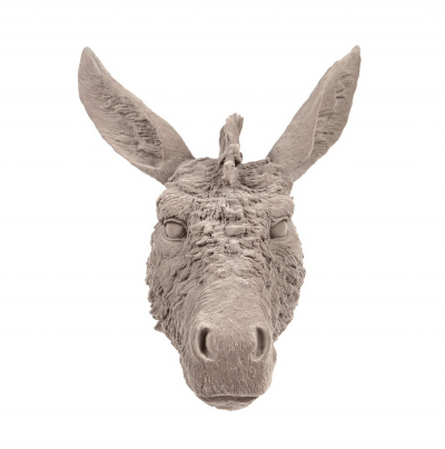 Donkey cut-out