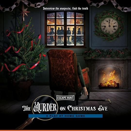 Christmas Eve Murder Mystery