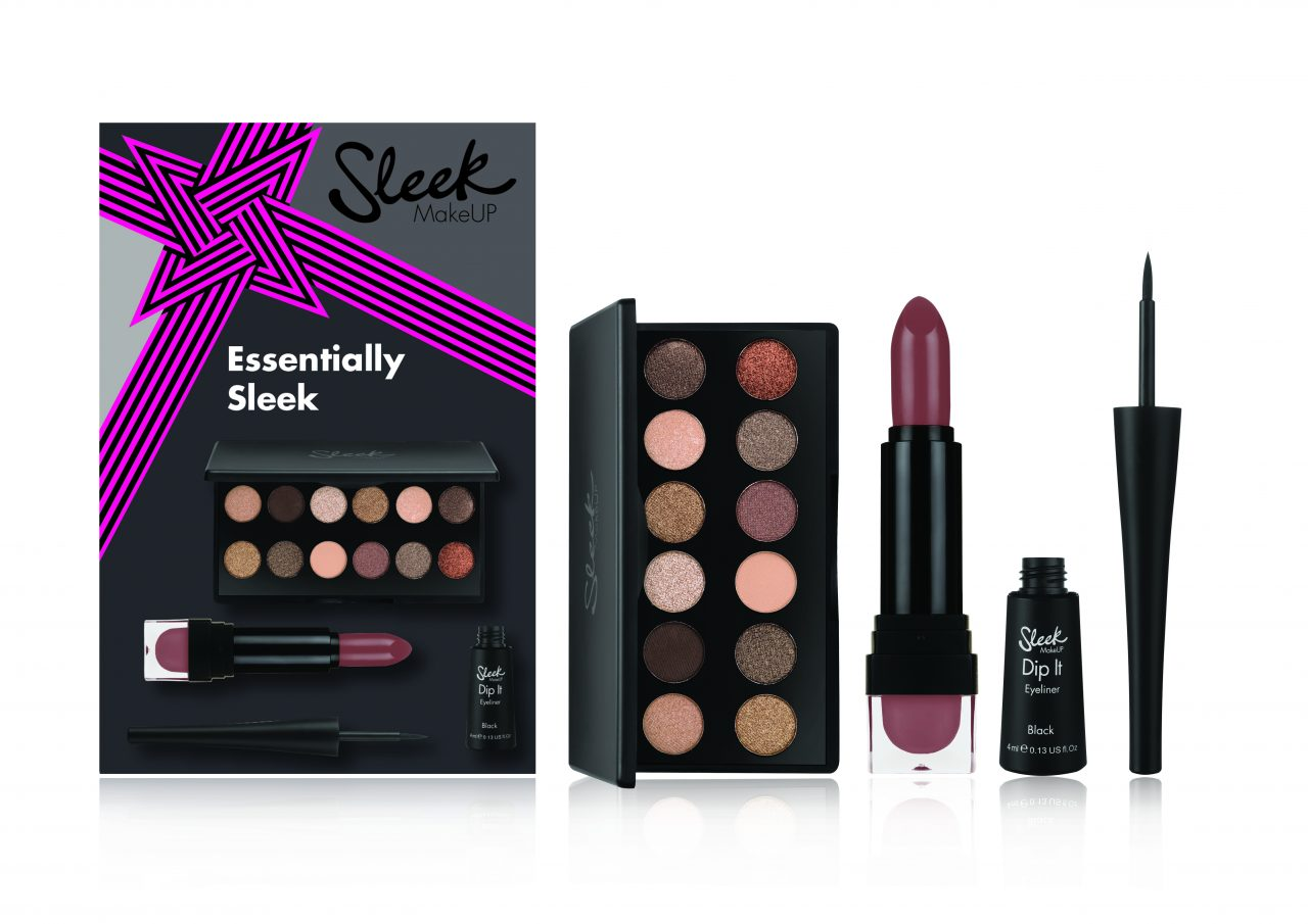Free £15 Gift with Sleek Make Up buys