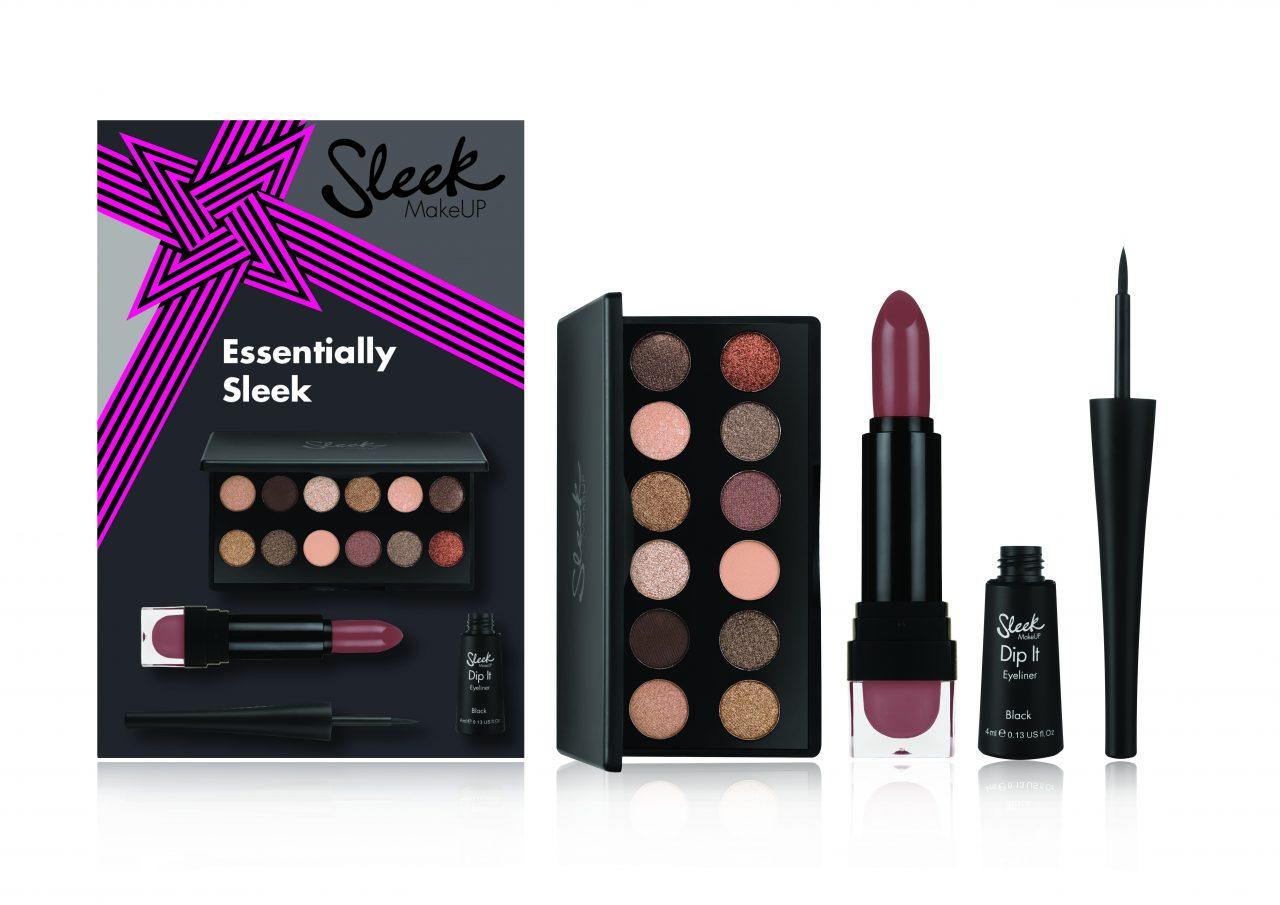 Free £15 Gift with Sleek Make Up buys