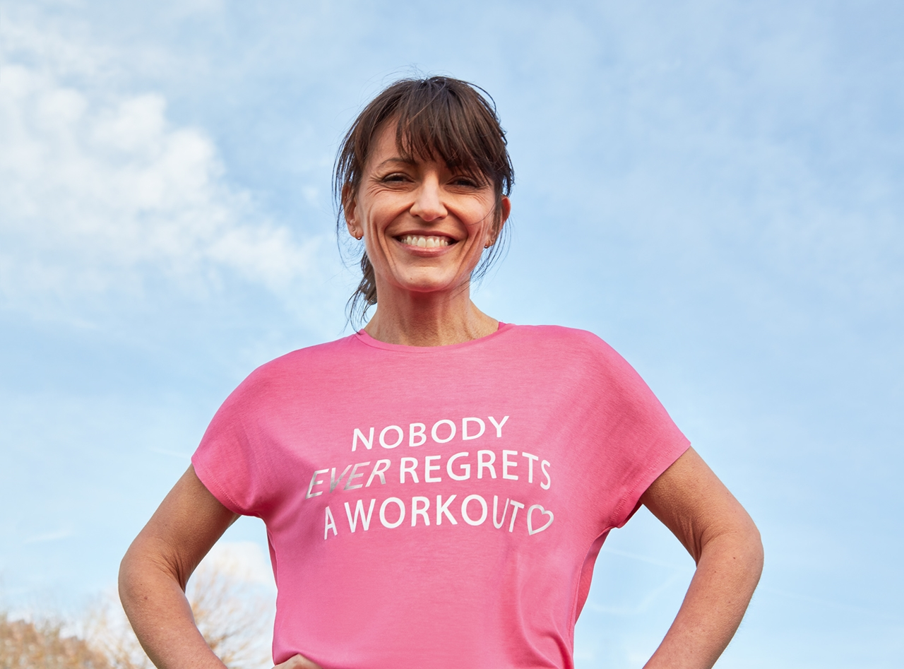 Tesco's F&F new clothing range supports Cancer Research UK