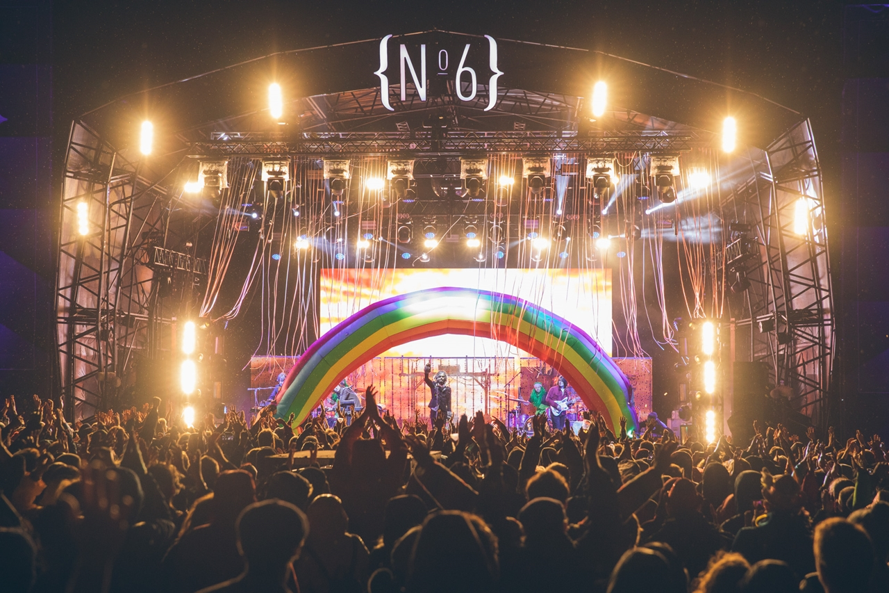 main stage portmeirion festival no number 6