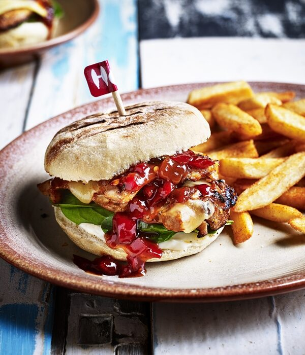 Nandos announces New Fino Sunset Burger to Menu