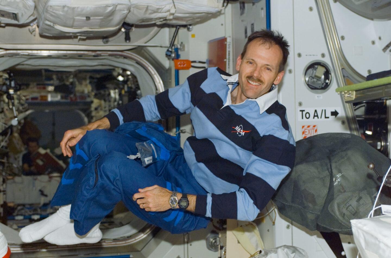 steve smith in space