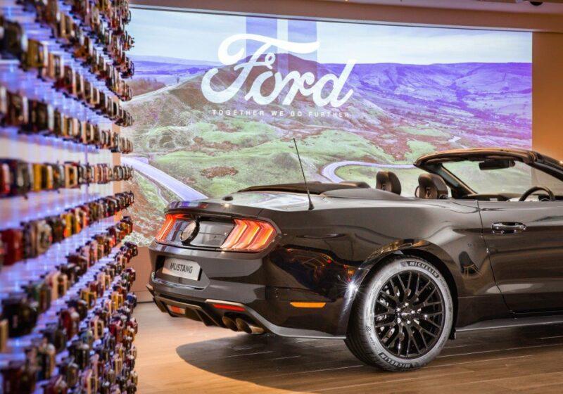 Ford DigitalStore Next Arndale Mustang
