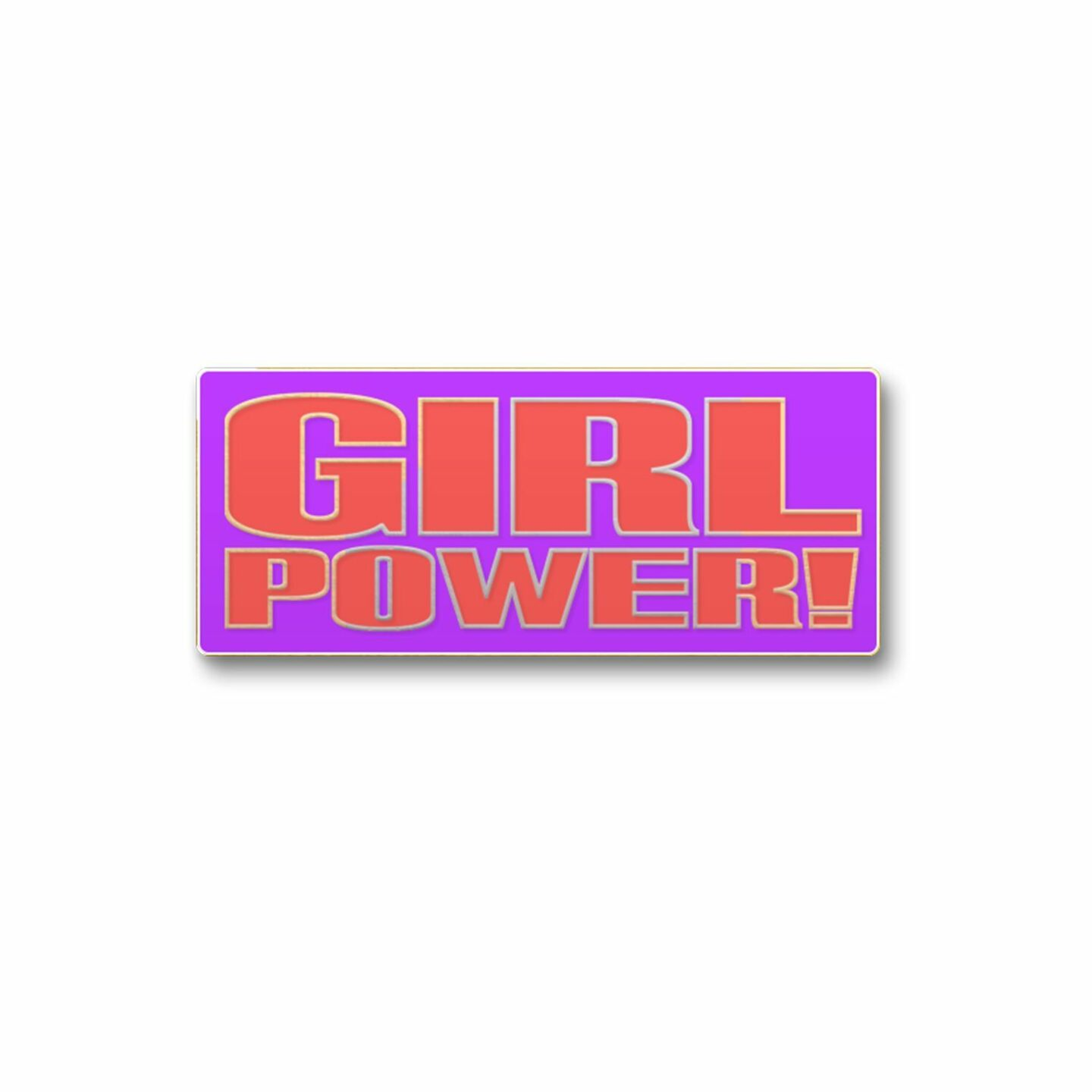 spice girls girl power pin