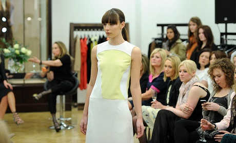 GRAZIA AND RAOUL SPRING/SUMMER 12 PRESENTATION