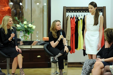 GRAZIA AND RAOUL SPRING/SUMMER 2012