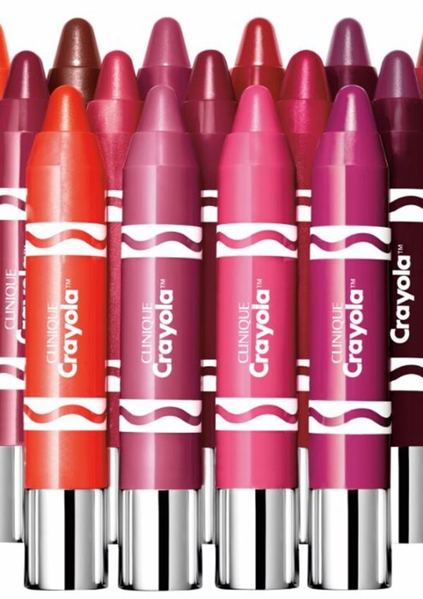 Clinique Crayola Chubby Stick collaboration comes to Selfridges