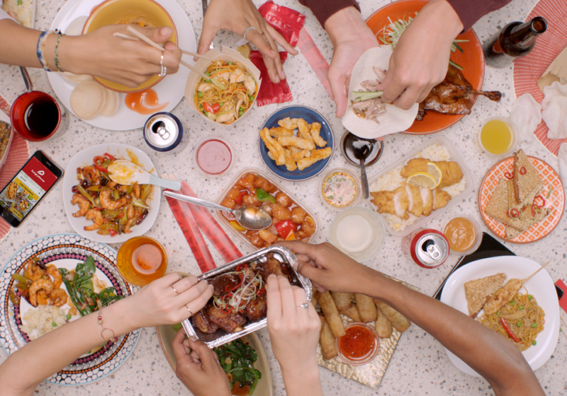 UK Takeaway Habits and most Popular Dish revealed hungry house