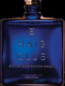 Haig Club Cut Out