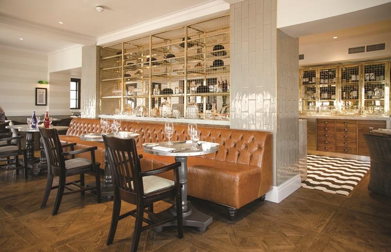 Hotel Gotham Honey Restaurant review