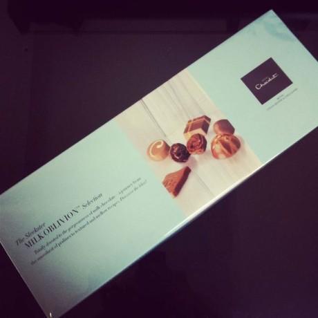 Hotel chocolat selection box