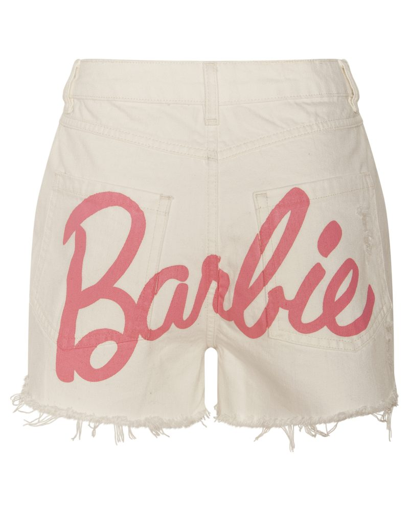 Missguided Barbie Shorts