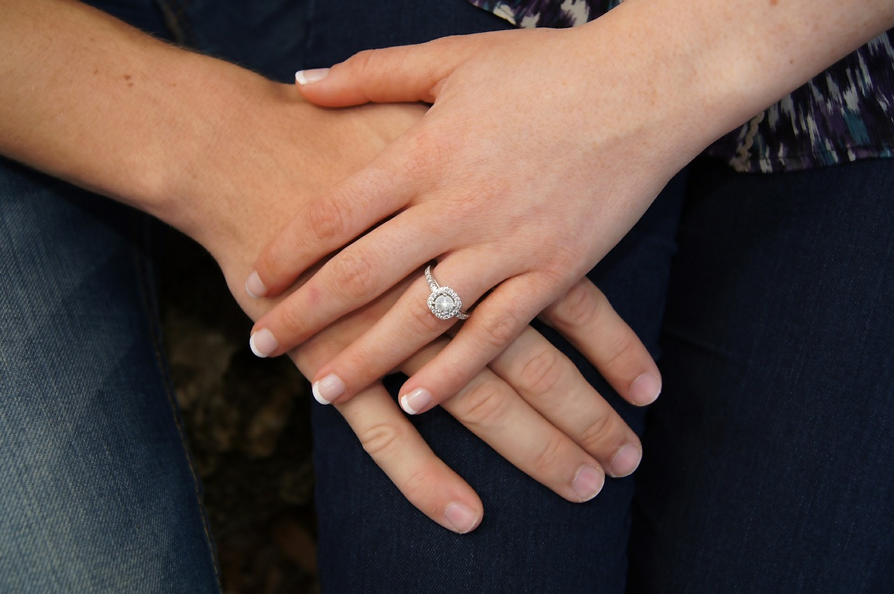 what to spend on engagement ring?
