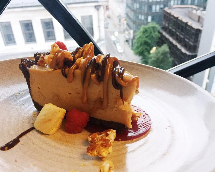 honey restaurant hotel gotham