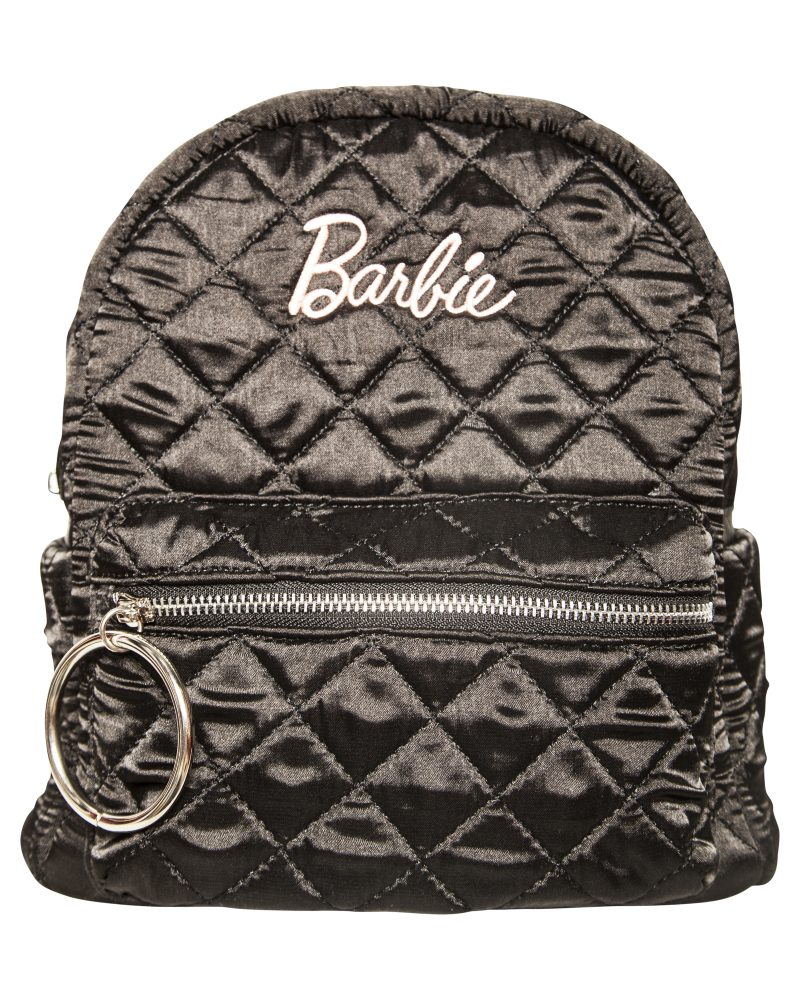 Missguided Barbie Quilted Backpack