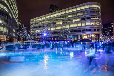 Christmas at Spinningfields