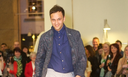 JIGSAW MENSWEAR LAUNCHED IN SUPPORT OF GENESIS UK