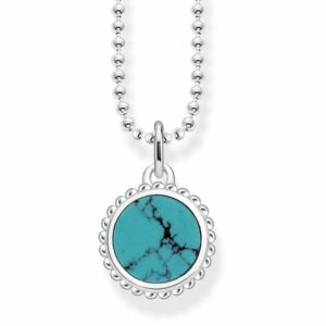 "thomas sabo NECKLACE ""TURQUOISE"""