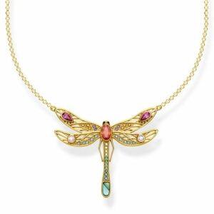 "NECKLACE ""DRAGONFLY LARGE""£279.00"