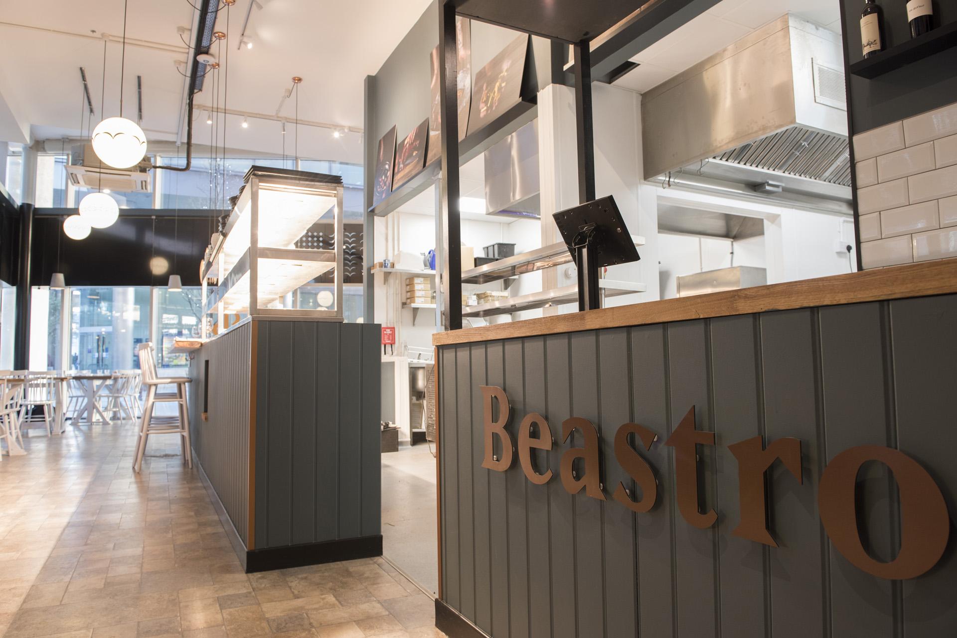 New restaurant Beastro opens in Spinningfields