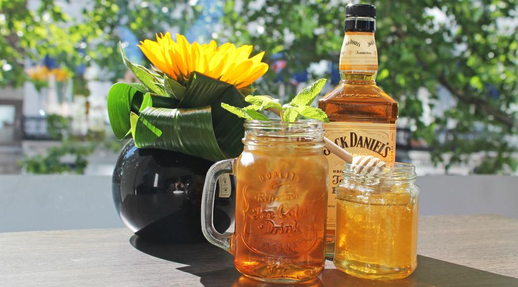 London Cocktail Week Tennesse Honey Tea