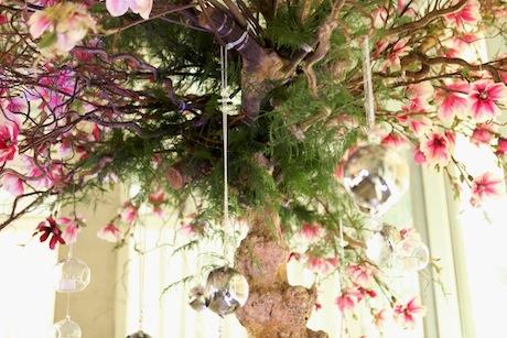 Lace Bridal Flowers