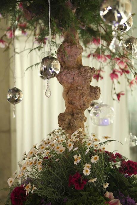 Lace Bridal flowers 2