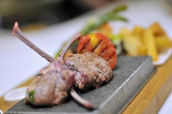 Lamb Steak Stones