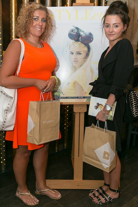 Laura Taylor-Shore & Leonie Brown from Glamorous.com