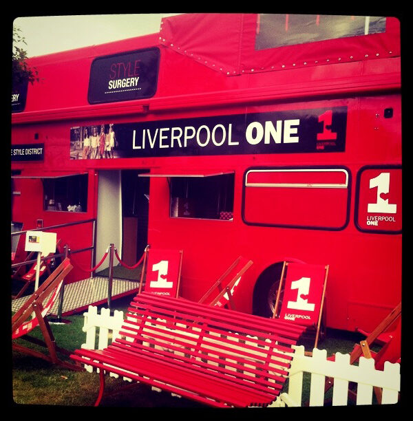 Liverpool One Style Bus