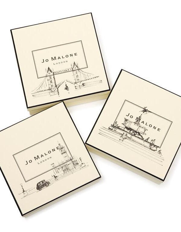 Jo Malone Heritage Boxes