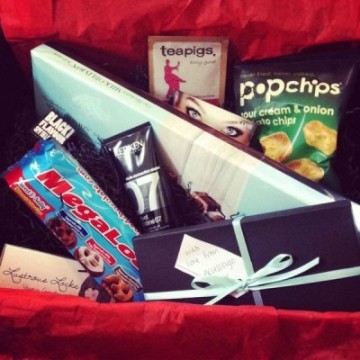 Manchester Fashion Week Monthly Gift Boxes