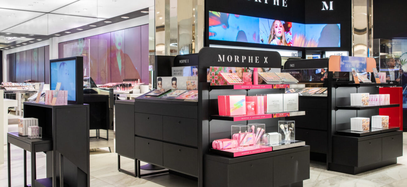 Morphe Launches at Selfridges, Trafford Centre