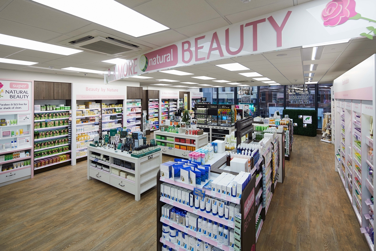 Holland and Barrett opens new Flagship Store in Manchester