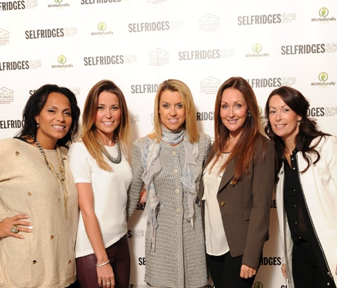 Julie Neville and Selfridges give hope to the Good Life Orphanage