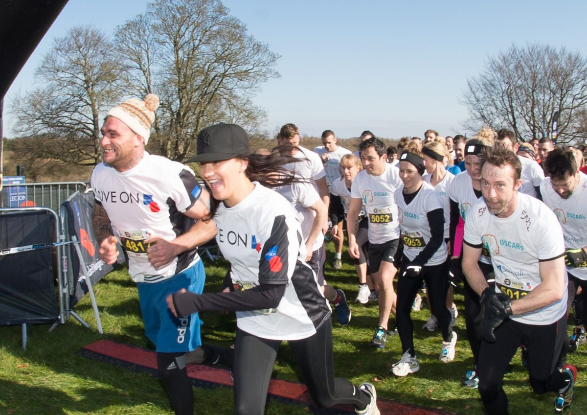 British Military Fitness and Royal British Legion to host The Poppy Run at Heaton Park