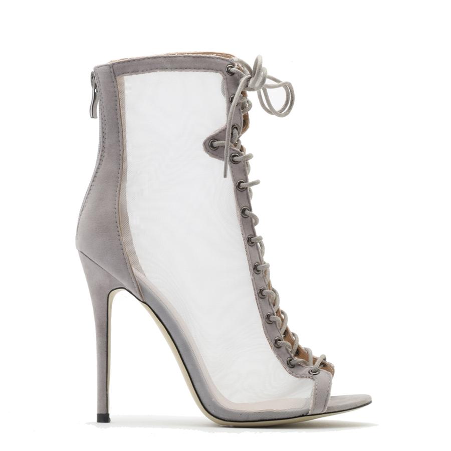 Public Desire x Hailey Baldwin Miami Boots