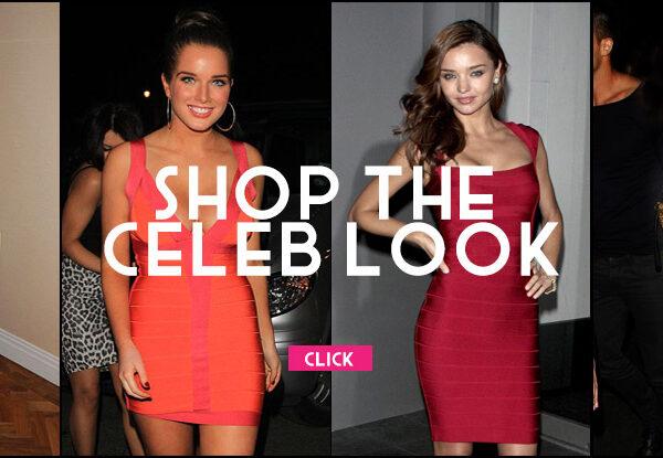Celebrity Dress Company launch new website, to huge celebrity approval!