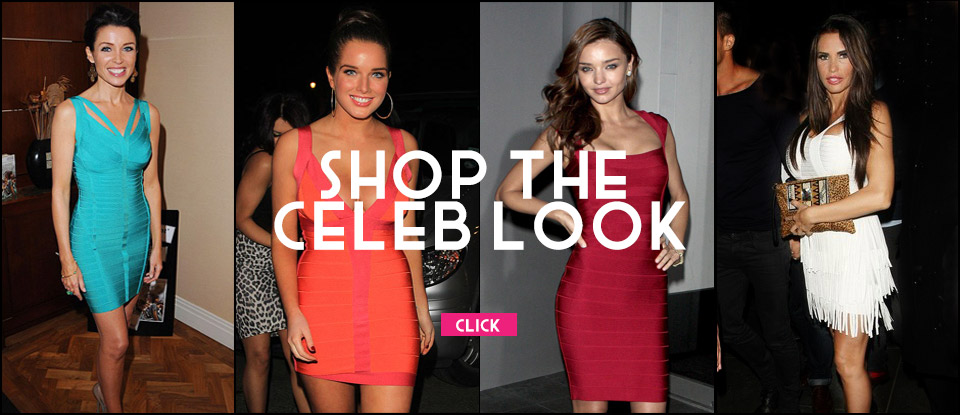 Celebrity Dress Company launch new website, to huge celebrity approval!
