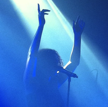 Neneh Cherry. Image by Gemma Latham