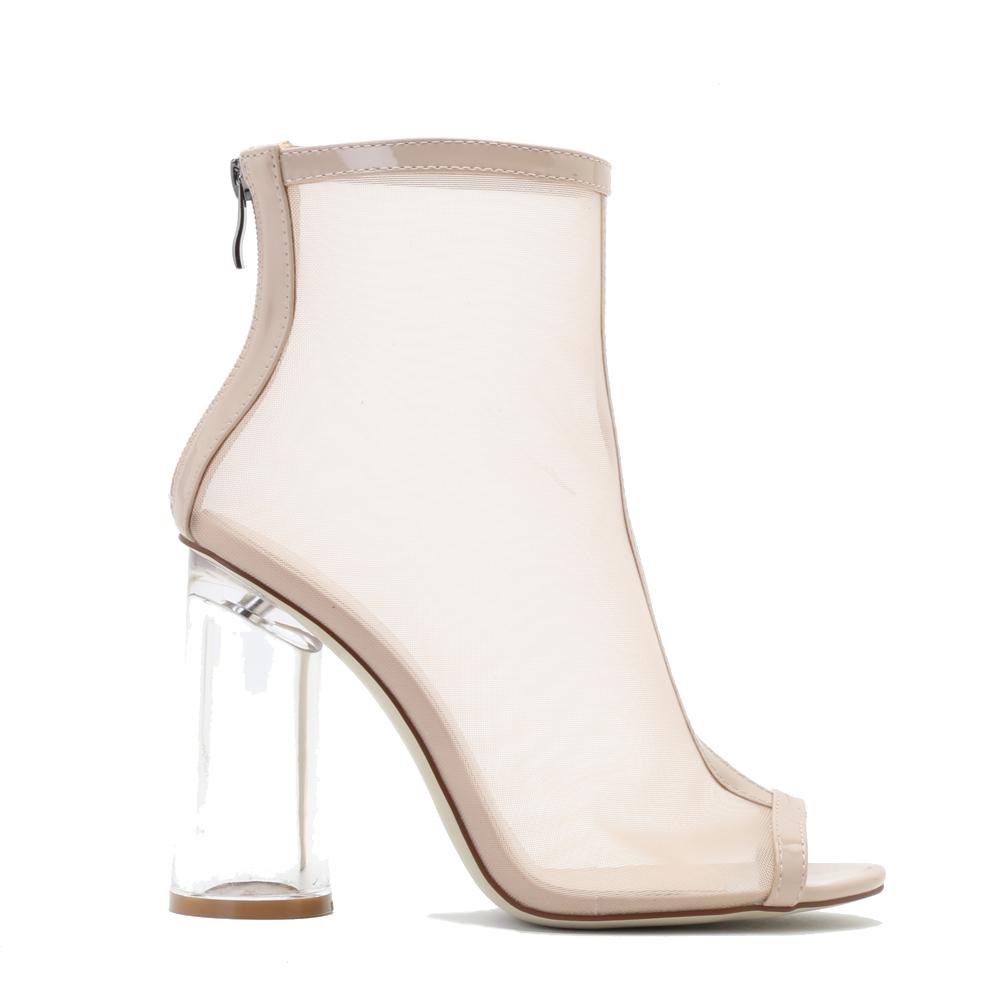 Public Desire x Hailey Baldwin New York Boots