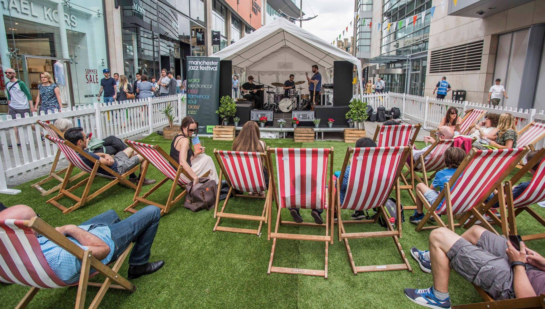 Start the Summer Holidays with Manchester's One Big Summer Weekend