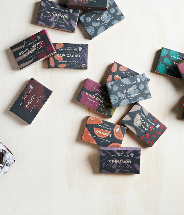 Try Vegan brand Pana Chocolate this National Chocolate Week