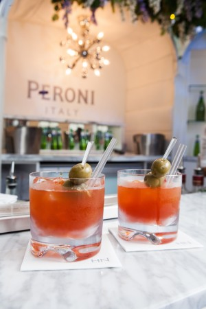 The House of Peroni Launches Al Fresco Cinema at Harvey Nichols