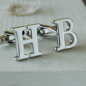 Personalised Cuff Links £18.50